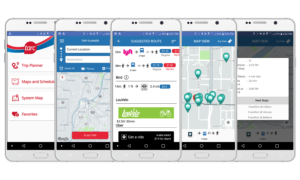 Multimodal Trip Planning App News