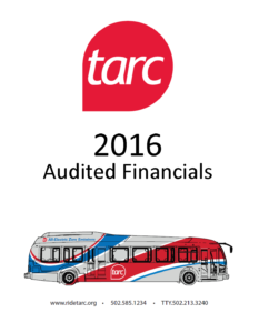 2016 Audited Financials