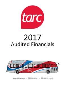 2017 Audited Financials