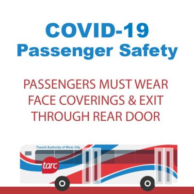 COVID-19 Passenger Safety